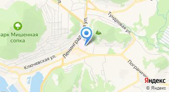 Камчатский Краевой центр по Профилактике и Борьбе Со СПИД и Инфекционными Заболеваниями на карте
