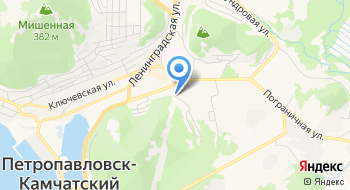 Камчатская объединенная техническая школа ДОСААФ России на карте