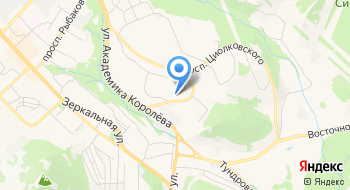 Парикмахерская Офелия на карте