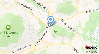 Управление МВД России по Камчатскому краю на карте