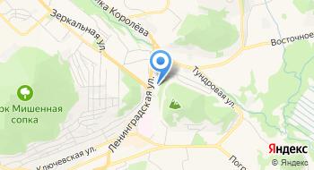 МСЧ УВД по Камчатскому краю на карте