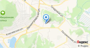 Петропавловск-камчатская Городская больница № 1 на карте