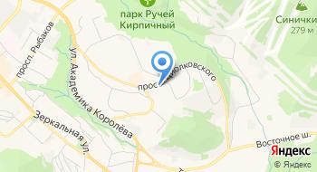 Аэропорты Камчатки на карте