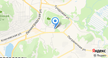 Камчатский центр психолого-педагогической реабилитации и коррекции на карте