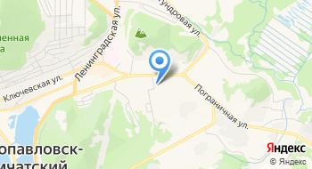 Отдел военного комиссариата Камчатского края по г. Петропавловск-Камчатску на карте