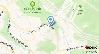 Русская горница на карте