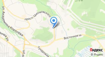 Лотос-М на карте