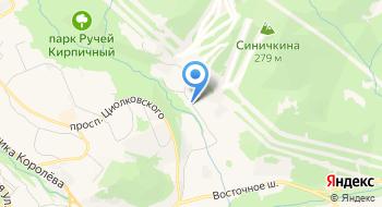 Эдельвейс СДЮШОР по Горнолыжному Спорту на карте