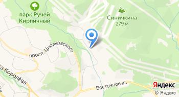 ИП Аллахверанов Р.С. на карте