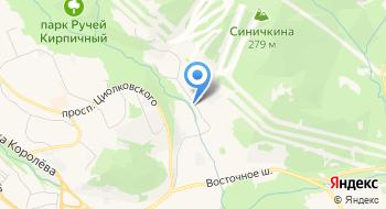 Представительство Теплоруссия в Петропавловске-Камчастком на карте