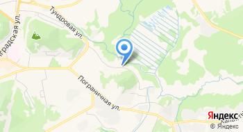 Гостевой дом бани Горячий приют на карте
