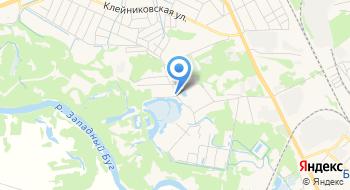 Белорусская на карте