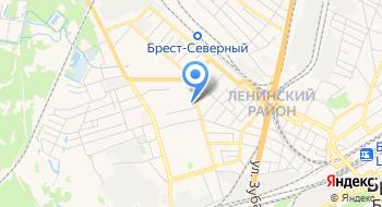 Отделение Почтовой Связи 14 РУП Белпочта на карте