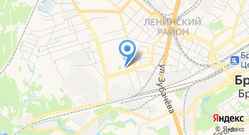 Училище Олимпийского Резерва Брестское ГУО на карте