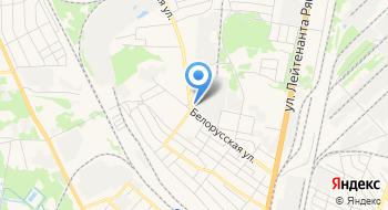 Брестский завод Бытовой Химии на карте