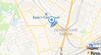 Дом культуры поселка Комсомольский на карте