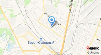 Белорусское Общество Автомотолюбителей РОО Брестская Областная Организация на карте