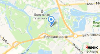 Белорусское Общество Охотников и Рыболовов РГОО Брестская Районная Орг. Структура на карте