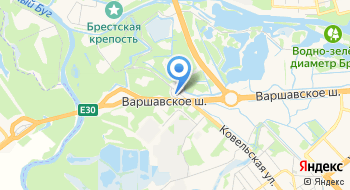 Белгосстрах на карте