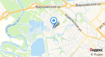 Коммунальник ПКУП на карте
