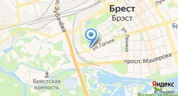 Свидпамп на карте