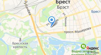 Хващевская И.В. ИП на карте