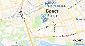 Оникс Спортивный клуб Брестское Городское Молодежное ОО на карте