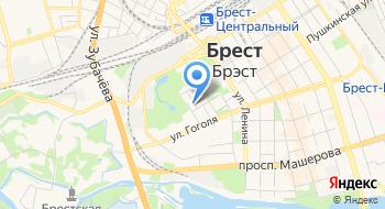 Телеканал Сити Брест на карте