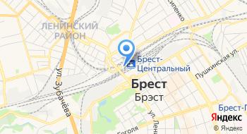Отделение Почтовой Связи 4 РУП Белпочта на карте