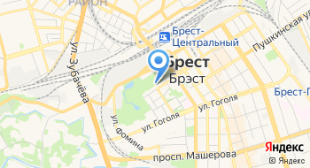 Брестский Областной Комплексный центр Олимпийского Резерва ГСУСУ на карте