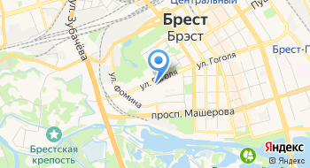 ГУ Брестский Городской Центр Культуры на карте