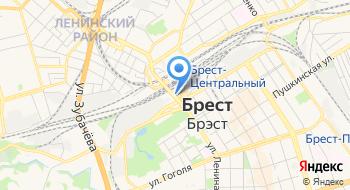Автостоянка УП гостиница Молодежная на карте
