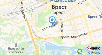 Колледж Музыкальный им. г. Ширмы Брестский ГУО на карте