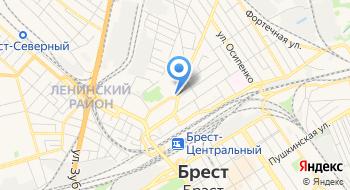 Общежитие Воинской Части № 11921 Министерства Обороны РБ на карте