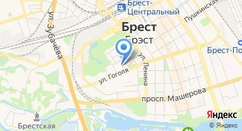 Прибужское Полесье Республиканский Заказник ГПУ на карте