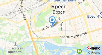 Брестское Областное Музыкальное Общество ОО на карте