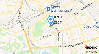 Отдел Образования, Спорта и Туризма Брестского Горисполкома на карте