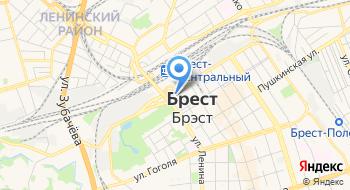 Ветразь магазин Белкнига на карте