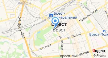 Суд Ленинского района Г Бреста на карте