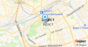 Суд Московского района Г Бреста на карте