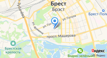 Брестэнерго РУП на карте