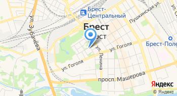 Брестский Областной Общественно-культурный центр ГУК на карте