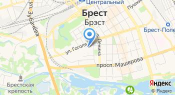 Брестский Областной Спортивный комплекс Государственное Учреждение на карте