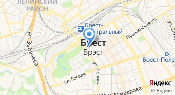Поливко Д. В. ИП на карте