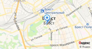 Региональный отдел Банковско-Финансовая Телесеть Брестский на карте
