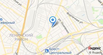 Поликлиника Стоматологическая Детская Городская Брестская УЗ Ортодонтическое отделение на карте