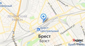 Белинтертранс на карте
