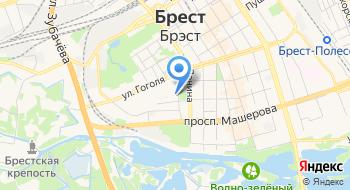 Управление Сельского Хозяйства и Продовольствия Брестского района на карте