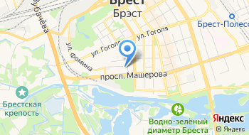 Отдел Образования, Спорта и Туризма Брестского Райисполкома на карте
