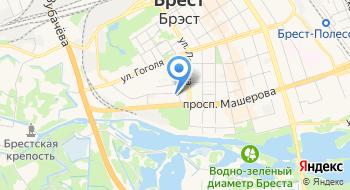 Брестский Районный Исполнительный Комитет на карте
